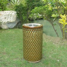Apollo Ceramic Garden Torch