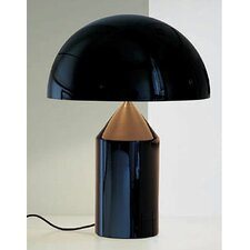 "Atollo 27.58"" H Table Lamp with Bowl Shade"