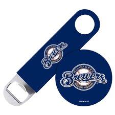 MLB Bottle Opener & Coaster