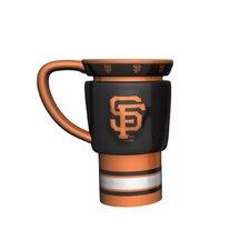 MLB 16oz. Sculpted Travel Mug
