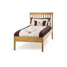 Grace Single Guest Bed Frame with Low Foot End