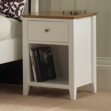 Grace 1 Drawer Bedside Table