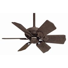 "31.25"" Wailea 6 Blade Ceiling Fan"