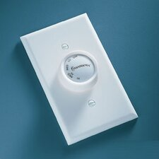 Single Rotary Ceiling Fan Wall Control