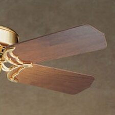 Standard Style Indoor Ceiling Fan Blade (Set of 5)