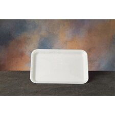 <strong>Genpak</strong> Supermarket Tray in White, 125/Bag