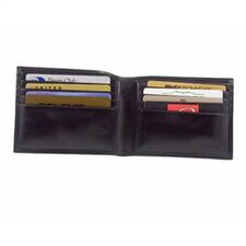 Old Leather 8 Pocket Deluxe Executive Wallet
