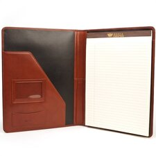 "<strong>Bosca</strong> Old Leather 8.5"" x 11"" Legal Pad Cover in Cognac"