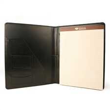 "Old Leather 8.5"" x 11"" Legal Pad Cover in Black"
