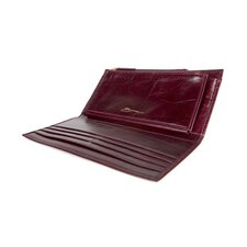 <strong>Bosca</strong> Malibu Large 12 Pocket Wallet