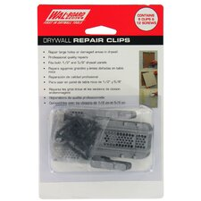 6 Count Drywall Repair Clips 54-014