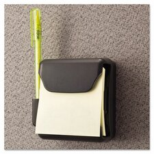 Recycled Cubicle Pop-Up Note Dispenser