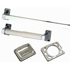 <strong>LDR</strong> Entree 4 Piece Bathroom Hardware Set