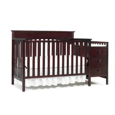 Lauren Convertible Crib and Changing Table