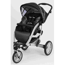 Trekko Classic Connect 3 Wheel Stroller