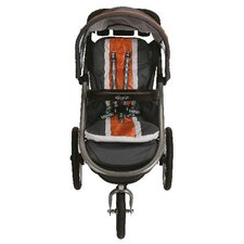 Fast Action Fold Jogger Click Connect Stroller