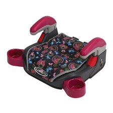 Colorz Backless Turbo Booster Seat