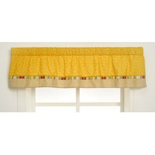 Jungle Friends Curtain Valance