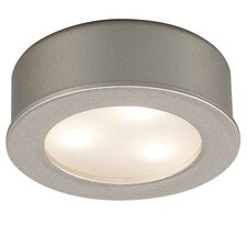 "LED Button 2.25"" Recessed Kit"