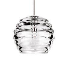 European Glass Bowl Shade for Pendant