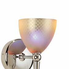 European Ambrosia Low Voltage 1 Light Wall Sconce