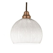 Americana Park Slope 1 Light Pendant
