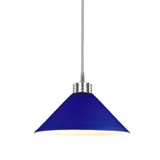 <strong>WAC Lighting</strong> Contemporary 1 Light Lisa Track Pendant