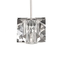 <strong>WAC Lighting</strong> Crystal Prisma Quick Connect Monopoint Pendant