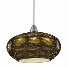 <strong>WAC Lighting</strong> Artisan RHU Quick Connect 1 Light Pendant