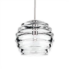 <strong>WAC Lighting</strong> European Clarity Mini Pendant