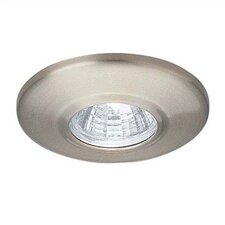<strong>WAC Lighting</strong> Low Voltage Adjustable Miniature Recessed Trim with Housing