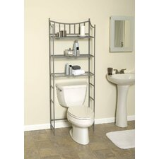 "Medina 25.19"" x 66.38"" Bathroom Shelf"