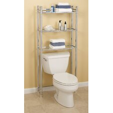 "<strong>Zenith Products</strong> 25.5"" x 60.75"" Bathroom Shelf"