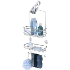 <strong>Zenith Products</strong> Premium Shower Caddy in Polished Stainless Steel