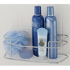 Shower Basket Caddy in Chrome