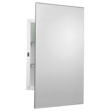 "16"" x 26"" Recessed / Surface Mount Medicine Cabinet"