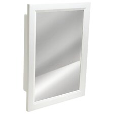 "16.25"" x 22.5"" Recessed / Surface Mount Medicine Cabinet"