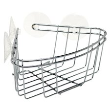 Shower Caddy in Chrome