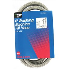 6' Washing Machine Fill Hose
