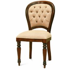 Francesca Upholstered Flute Leg Chair