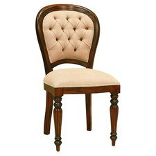 Francesca Flute Leg Side Chair