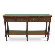 Francesca 4 Drawer Console Table