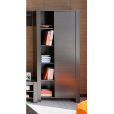 Amber 1 Door Bookcase