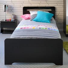 High Tek Single Bed Frame