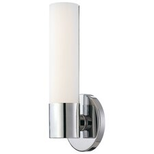Saber 1 Light LED Bath Vanity Light