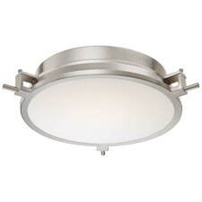 Loupe 96 Light Flush Mount