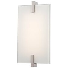 Hooked 1 Light LED Wall Sconce