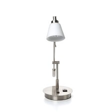 "George's Reading Room 21.5"" H Table Lamp with Empire Shade"