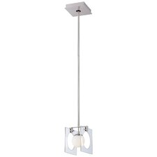 Hole-in-One 1 Light Mini Pendant