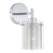 <strong>George Kovacs by Minka</strong> Grid II 1 Light Wall Sconce